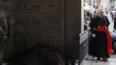 «El Papa va a Lesbos para recordarnos quién es nuestro prójimo»