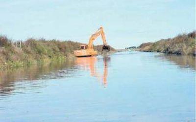 Piden que se declare la emergencia por inundaciones en Adolfo Alsina