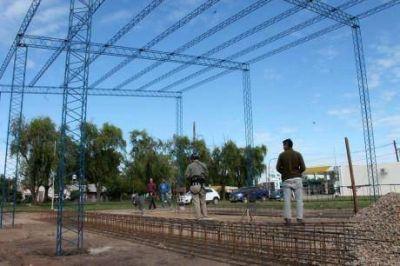 Se construye el edificio propio del Centro de Formación Profesional de Carlos Casares