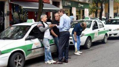 Uber: Taxistas de La Plata en estado de alerta