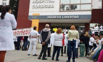 Salud: lanzan un paro para el próximo martes