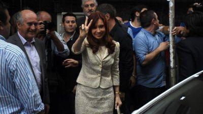 Cristina Kirchner volvi� y traz� la estrategia para