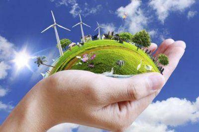 Vignali impulsó un proyecto de sustentabilidad energética
