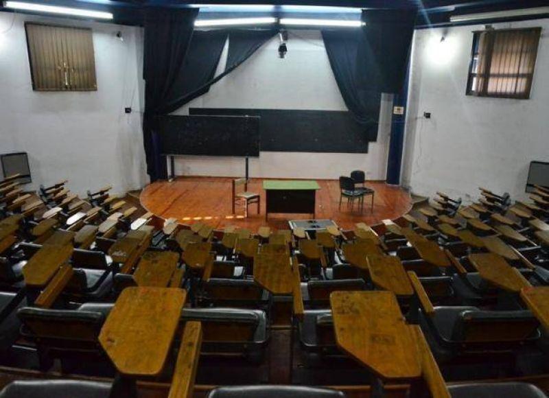UNSL: más del 90 por ciento de los docentes adhirió al paro