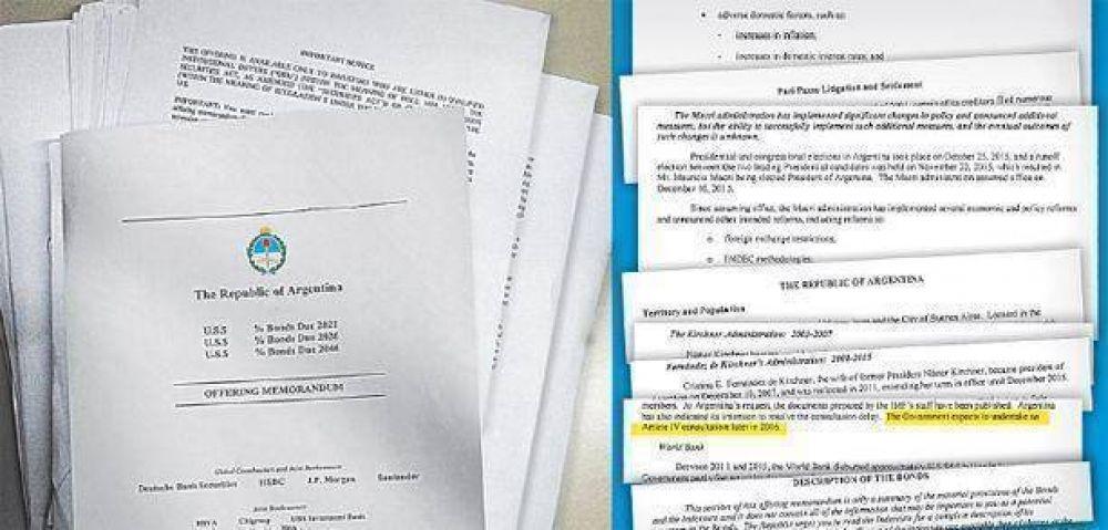 Demanda por histórica colocación de deuda llega a u$s 25.000 M