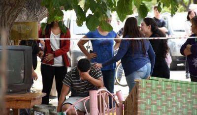 El Gobierno provincial brind� asistencia a la familia de Villa Carolina