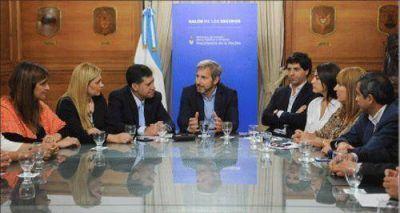 Los municipios recibirán fondos para mejorar la infraestructura