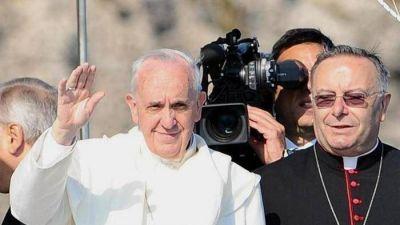 «Francisco en Lesbos como en Lampedusa: contra la indiferencia»