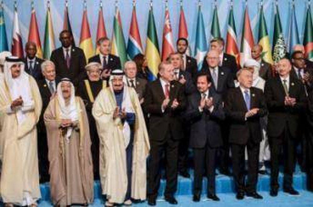 Los países islámicos se unen para combatir el terrorismo