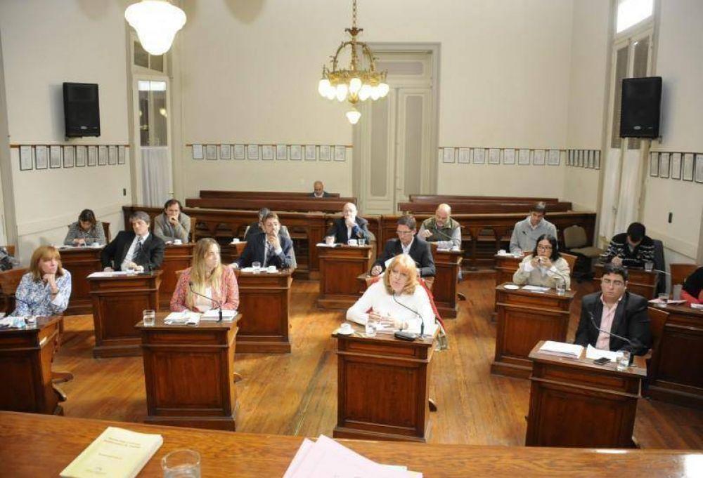 Por mayoría, el Concejo aprobó el plan de Usicom para tratar los residuos