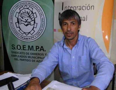El SOEMPA llegó a un acuerdo con el Ejecutivo y se revirtió la baja de contratos de varios afiliados al gremio