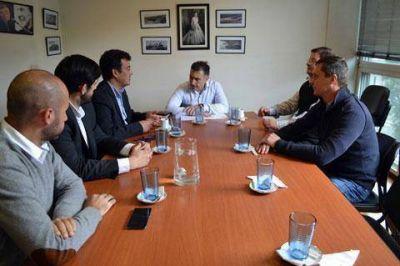 Provincia invita a empresas a operar en Puerto Deseado
