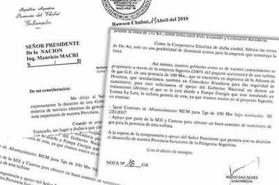 Das Neves le pidió apoyo a Macri para lanzar un fuerte proyecto energético