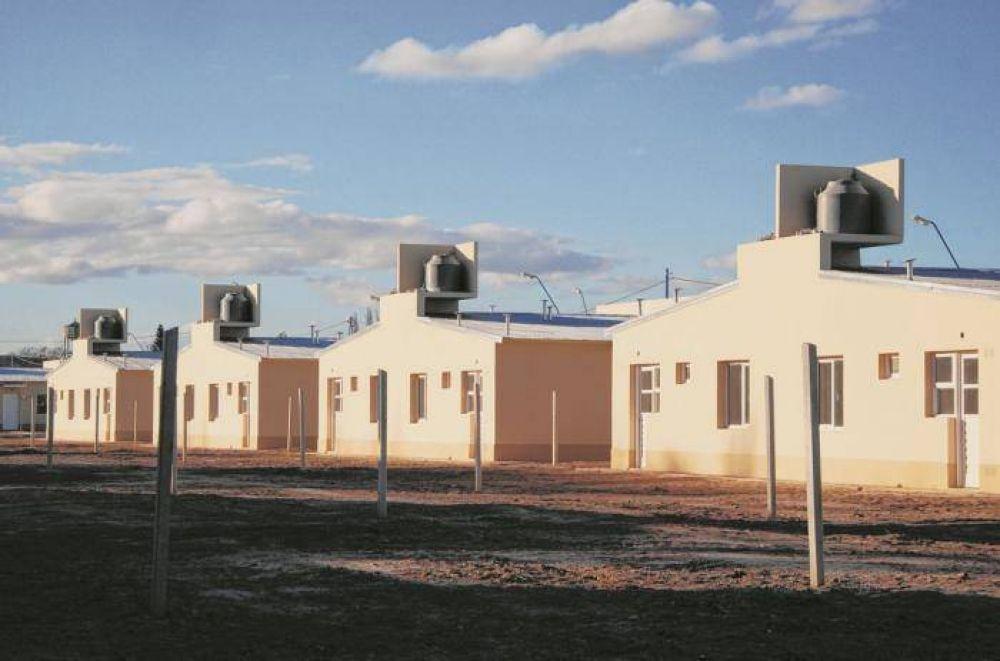 IPPV abre licitación para construir planes habitacionales en Río Negro