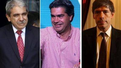Citan a indagatoria a An�bal F, Capitanich y Abal Medina por la causa F�tbol para Todos