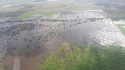 Córdoba pide que Nación extienda el área de emergencia hídrica a su territorio
