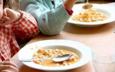 """Aumento de montos en comedores escolares: """"La situación sigue siendo preocupante pero nos sirve"""""""