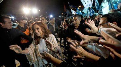 Cristina pide a la militancia retomar reclamos sociales