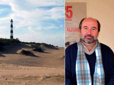 Faro Querandi: Mart�nez Salas tambi�n contra el parque nacional
