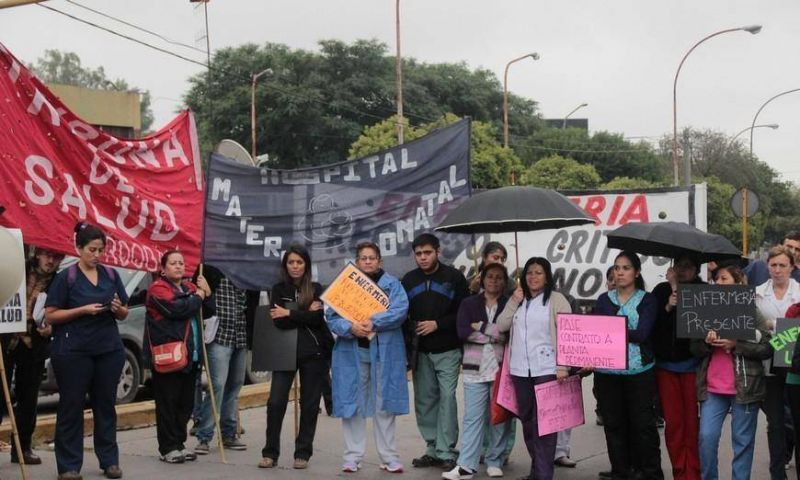 Empleados de Salud realizar�n un paro el martes (ayer hubo nuevas asambleas)