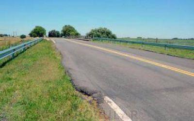 Vialidad comprometió obras por más de 200 millones para la ruta 51