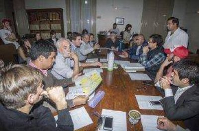 El ejecutivo analizará la propuesta que surgió del Comité de Desarrollo del Sistema del Transporte