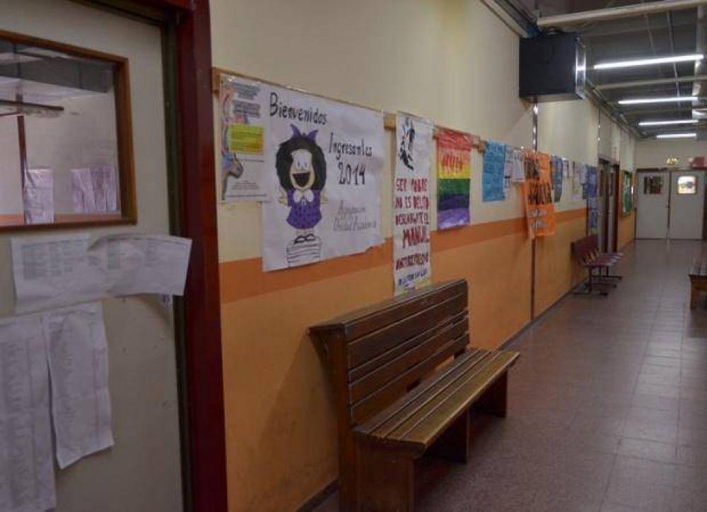 ADU: docentes universitarios proyectan seis días de paro