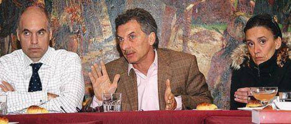 En PRO apuran a Macri para que defina su candidatura.