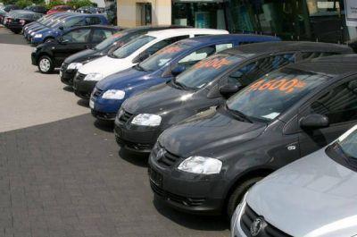 En el primer trimestre del 2016 bajó un 3,56% la venta de autos usados en San Juan
