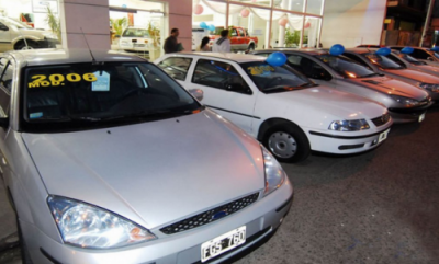 La venta de autos usados cayó un 2,77% en Salta durante marzo