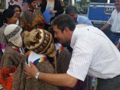 Encuentro cultural de pueblos originarios: generando lazos de hermandad