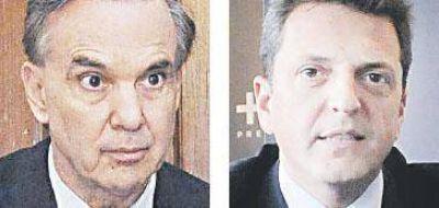 Guerra fr�a CFK-Pichetto, espejo de grieta peronista