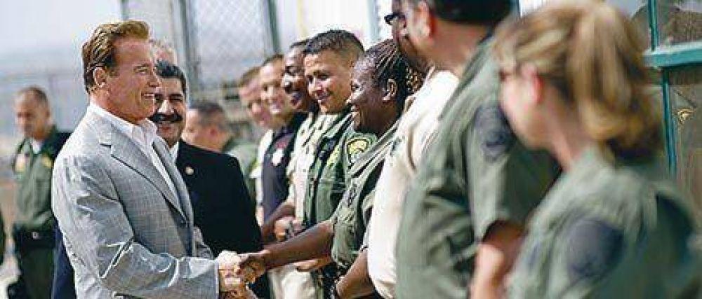 """Ni """"Terminator"""" puede arreglar el desempleo que hay en California."""