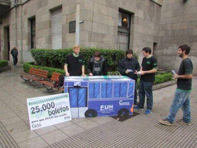"""Boleto Universitario: """"apunta a que hijos de trabajadores accedan a la Universidad"""""""