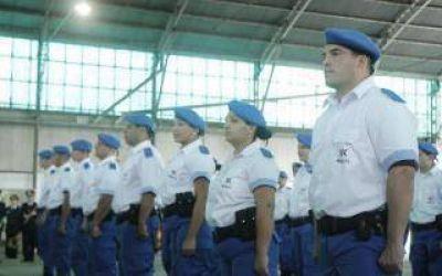 Egresaron 40 oficiales de la Policía Local en Bahía Blanca