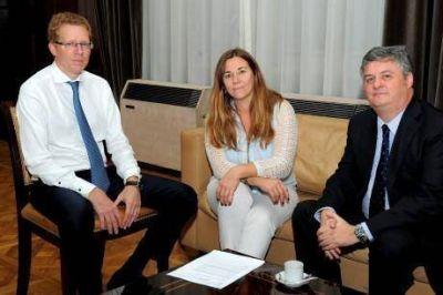 """Vanesa Zuccari: """"no habrá cierre de sucursales del Banco Provincia"""""""