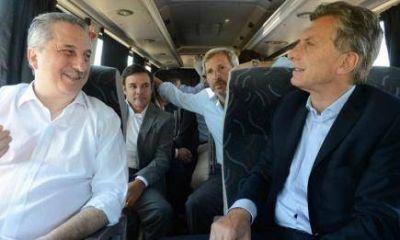 """Macri pidió a Passalacqua que vaya a """"fondo con Emsa"""""""