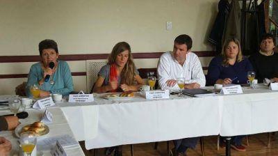 Por obras de infraestructura, se reunieron referentes de Cambiemos de la Sexta Secci�n