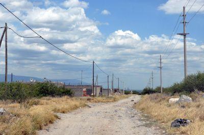 Nuevamente, el reclamo de los vecinos del barrio Loteo Fernández