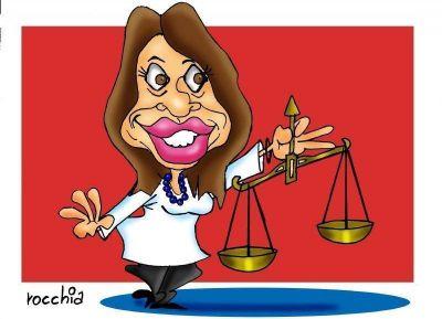 Volvió CFK ¿para ser candidata en la provincia?