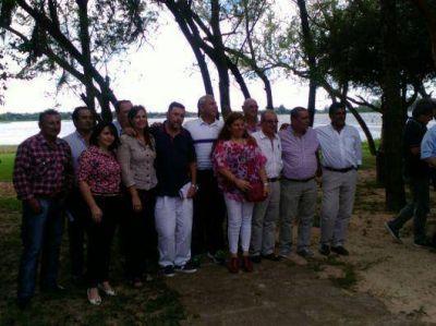 Intendentes y legisladores del FPV avanzaron en la construcción de la plataforma política para 2017