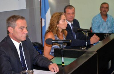 La oposición rechazará el cierre del ejercicio del último año de la gestión de Cacault