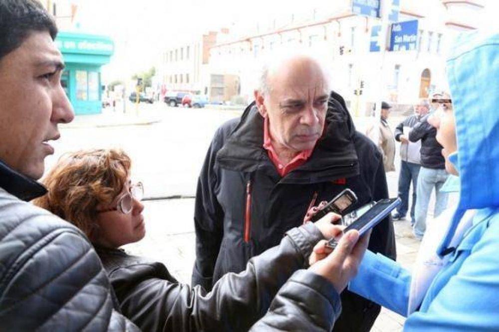 """El martes es la primera oferta salarial a SOEM: Giubetich aseguró """"no me voy a apartar de la paritaria central"""""""