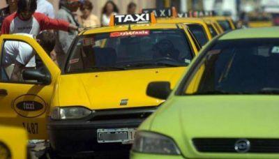 Suba de taxis: un viaje corto costar� desde $ 60