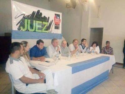 El Frente Cívico planteó la necesidad de una reforma constitucional