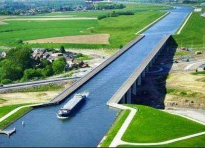 Planean un canal fluvial para exportar productos agrícolas