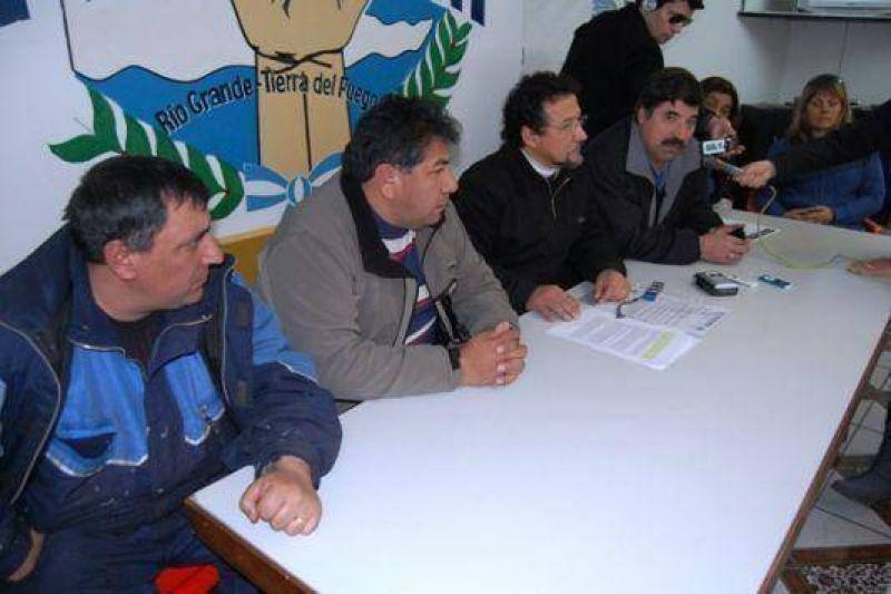 ASOEM no quiso apoyar el documento conjunto de Martín, Sciurano y Queno
