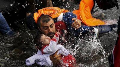 Otra tragedia en el mar: habrían muerto al menos 400 refugiados