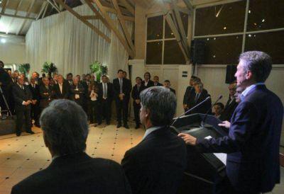 Quiénes son los empresarios que se reunieron con Macri en Olivos