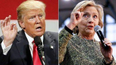 Hillary Clinton y Donald Trump buscan un impulso decisivo en Nueva York